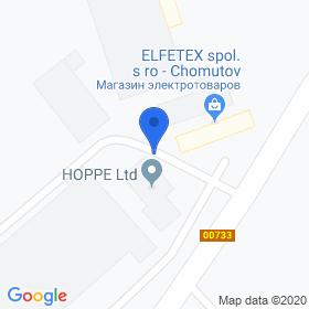HOPPE на карте