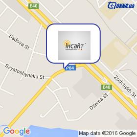 Инсайт ТМ на карте