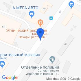 Интэл-Союз, ТМ Мир Окон на карте