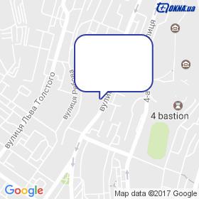 ІНТЕР на мапі