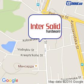 InterSolid на карте