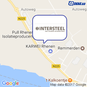 INTERSTEEL на мапі