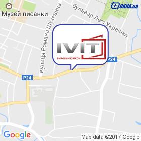IVIT на мапі