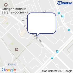 Джеміні ЛТД на мапі