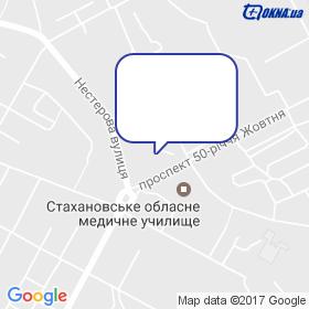 Кашпрук на карте