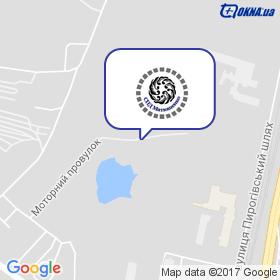 Гостило на мапі