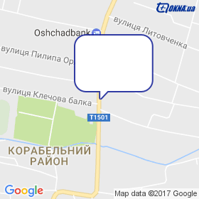 КЛИМЕНКО на мапі