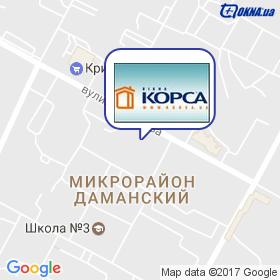 КОХАН на карте