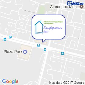 Комфортний дім на мапі