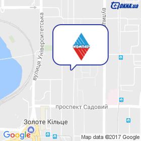 Компас на мапі