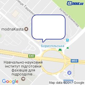 Кордон Авиа Сервис на карте