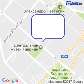 Костюшко на карте