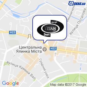 Ковальчук на карте