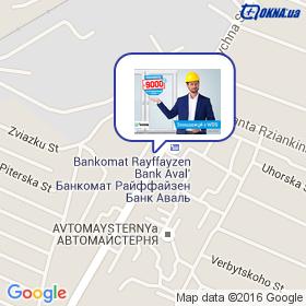 Коваленко А.А. на карте