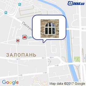 Коваленко на карте