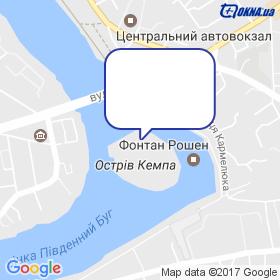 КРАЄВИД на мапі