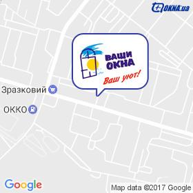 Кравчук С.А. на мапі