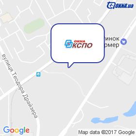 КСПО на карте