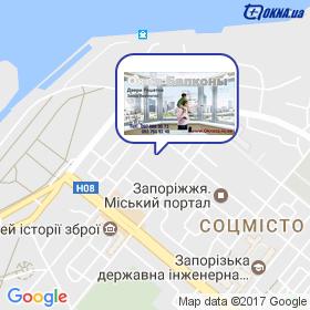 Куль С.В. на мапі