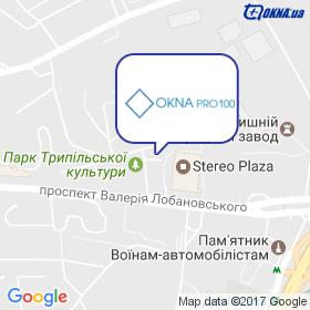 Кулиниченко на карте