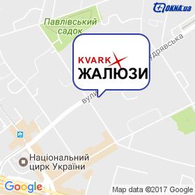 Кварк на мапі