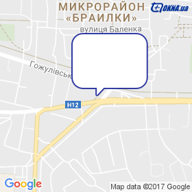 КУЦЕНКО на карте