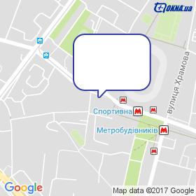 Лапченко на мапі