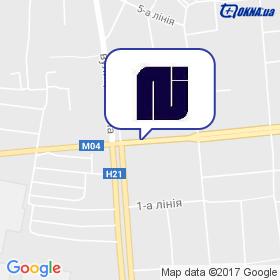 Ліга прим. на мапі