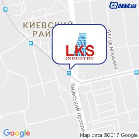 LKS Industry на карте