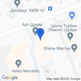 Ловекс-К на карте