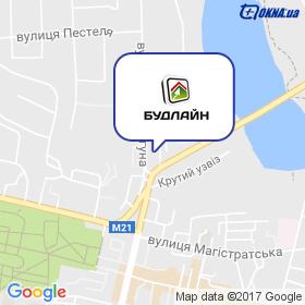 Марчук на карте