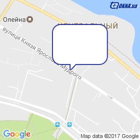 Маркс Днепр на карте