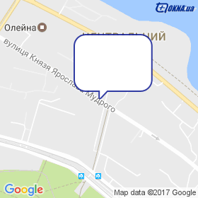 Маркс Дніпро на мапі