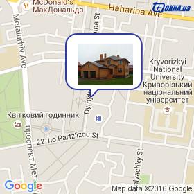 Маслов М.А. на карте