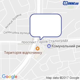 Майстер на мапі