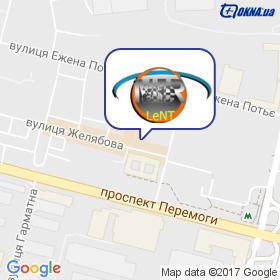 МАКРО ПЛЮС на мапі