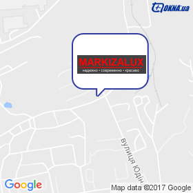 Markizalux ТМ на мапі