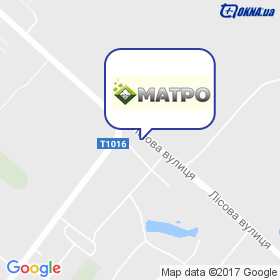 Матро на мапі