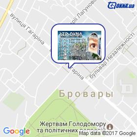 VIP OKNA на карте