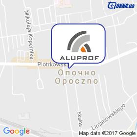 ALUPROF S.A. на карте