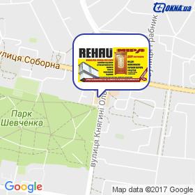 Міра на мапі
