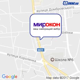 МирОкон на карте