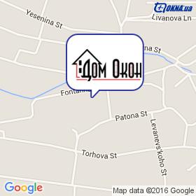 Дом Окон (СПД Шемякин) на карте