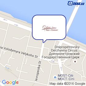 Романчук Л.Н. на карте