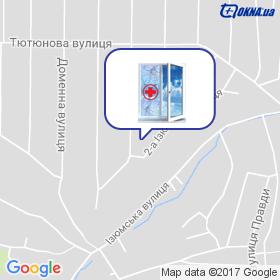 МОД на мапі