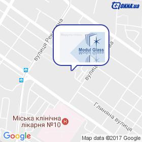 Модуль-Глас на мапі