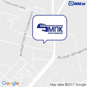 МПК на карте