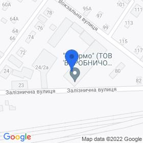 ПКП Мтермо на карте