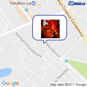 Мастерская Витража Модерн на карте