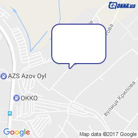 МЗМП на мапі